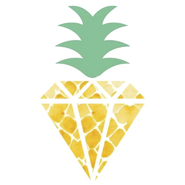 Pineapple Jewels